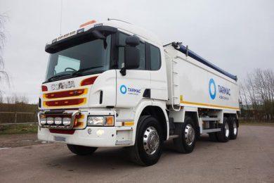 Scania P410 Full tarmac spec